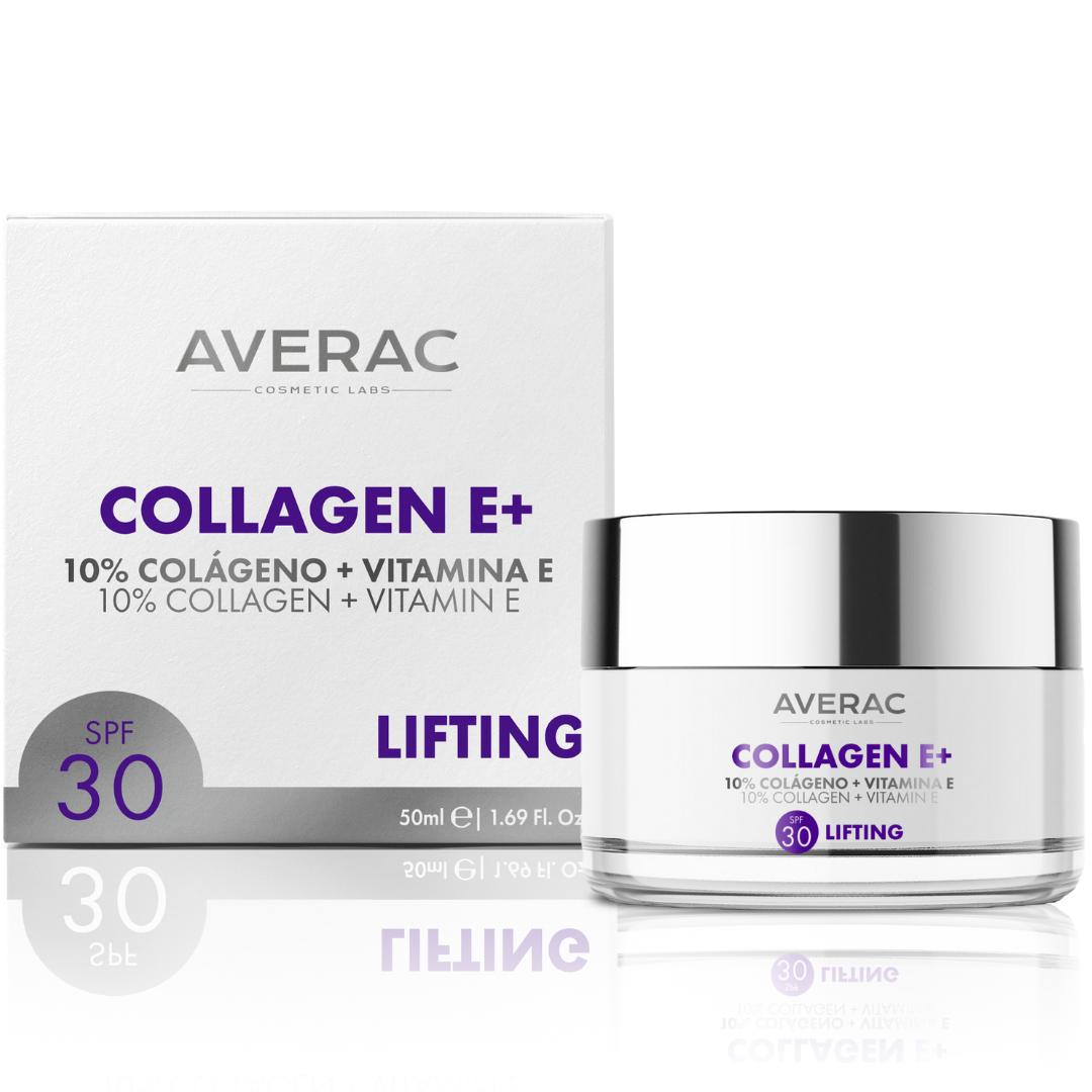 CREMA COLLAGEN E+ REAFIRMANTE SPF30 50ml Averac Cosmetics