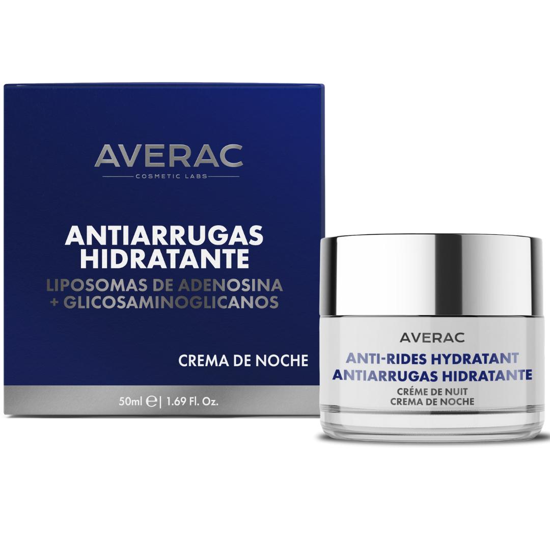 Crema Antiarrugas Hidratante 50ml Averac Cosmetics