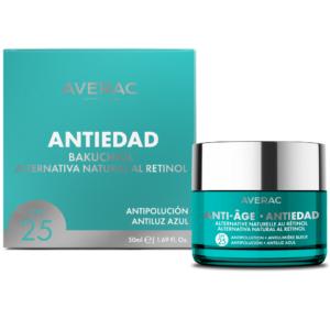 Crema Bakuchiol Antiedad Averac Cosmetics