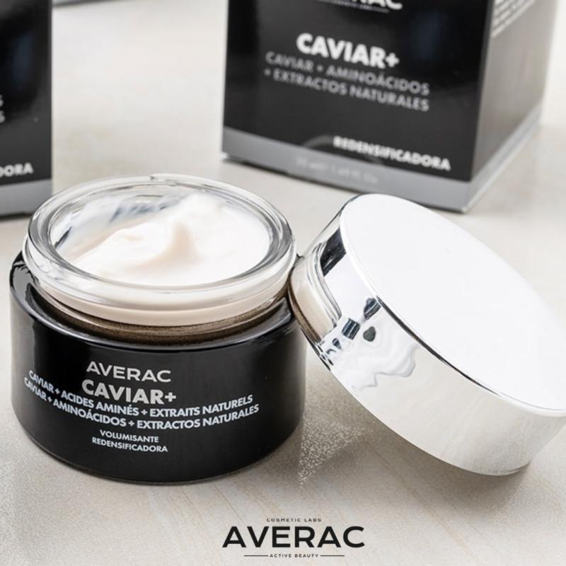 Averac cosmetics Instagram
