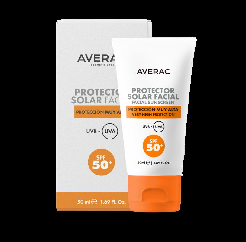Protector solar Averac